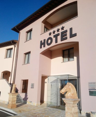 Hotel Il Gentiluomo: Facciata