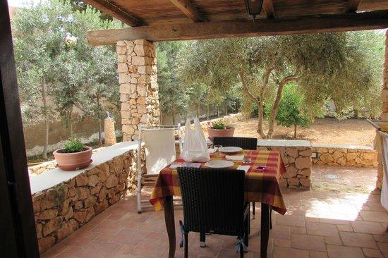 Terrazza dell\'appartamento - Picture of Residence Al Paradiso ...