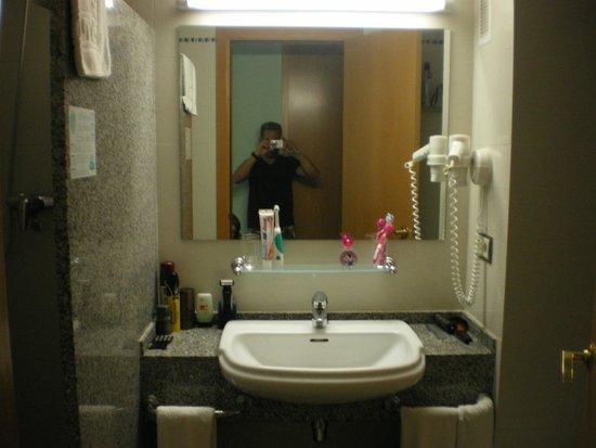 Caprici Verd: baño