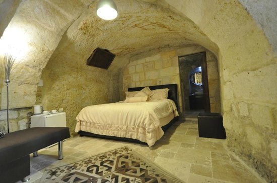Cappadocia Castle Cave Hotel: Deep Sleep