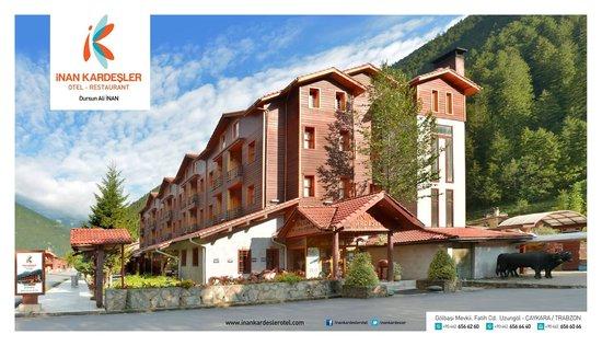 Uzungol, Turkey: inan Kardeşler Hotel