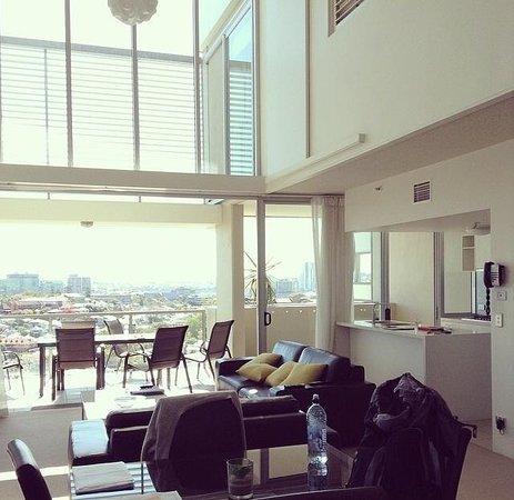 Oxygen Apartments: Suite.