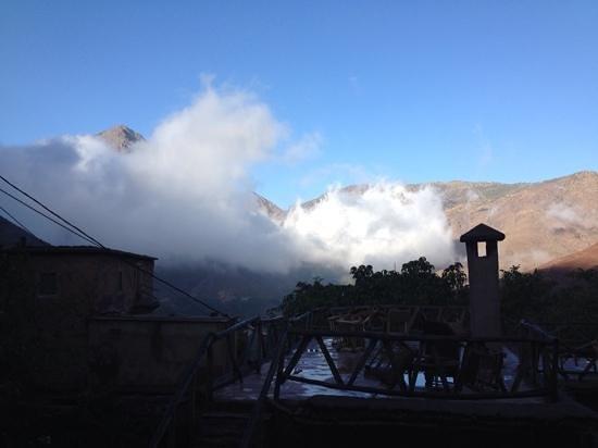 Douar Samra: views from the main house