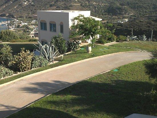 Kefalosbay Residence : vue terrasse