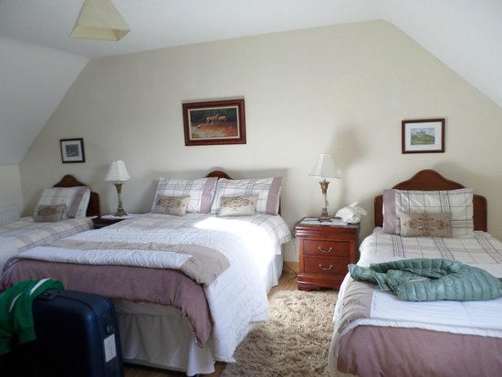 Abbeyview Bed & Breakfast: Abbeyview Room