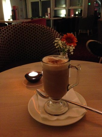 The House Hotel: Hot chocolate