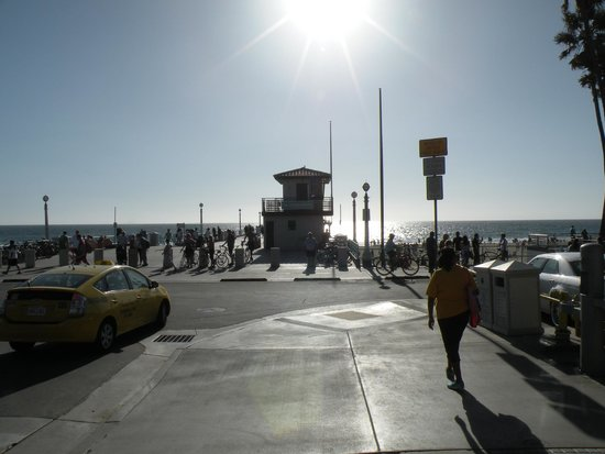 Manhattan Beach: Just enjoyable
