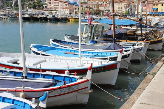 Discover Provence-Day Tours : Cassis