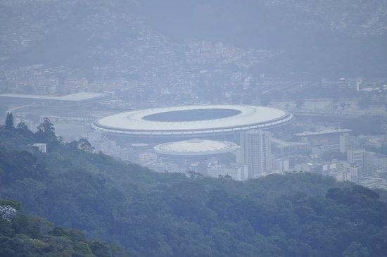 Luis Darin Tour Guide In Rio: Maracana Stadium