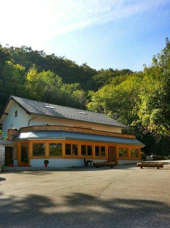 Auberge du Vieux Bois : Le Vieux Bois