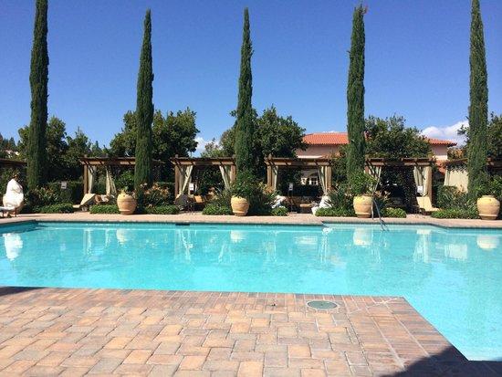 Salt water pool adults only picture of rancho bernardo - Salt water swimming pools los angeles ...