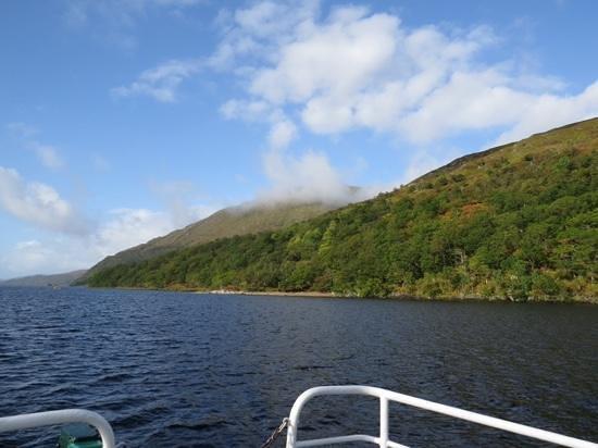 Loch Shiel Cruises: stunning scenery