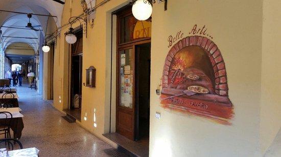 Belle Arti Via Belle Arti N 14 Bo Picture Of Trattoria Pizzeria Belle Arti Bologna Tripadvisor