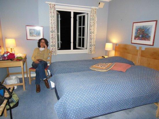 Gala Hogfjellshotel: THE ROOM