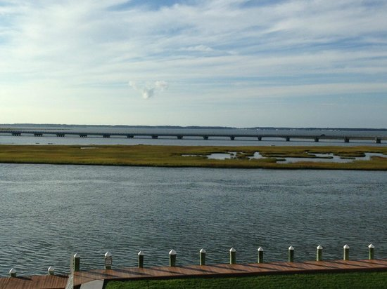 Comfort Suites Chincoteague: View from my room