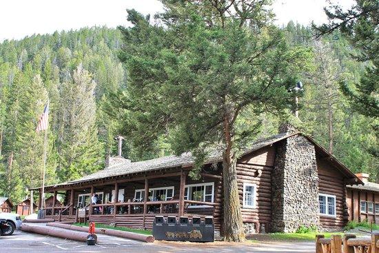 Roosevelt Lodge Dining Room : Roosevelt Lodge in June 2014