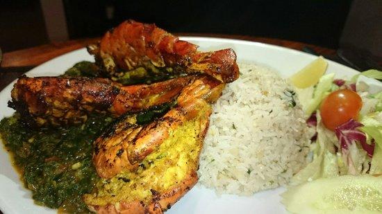 Krishna's Restaurant: King prawns (huge and tasty)