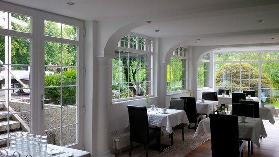 Hotel Lindenallee : sala della colazione