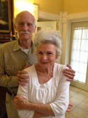 Yardley Inn and Spa: Gill and Marlene