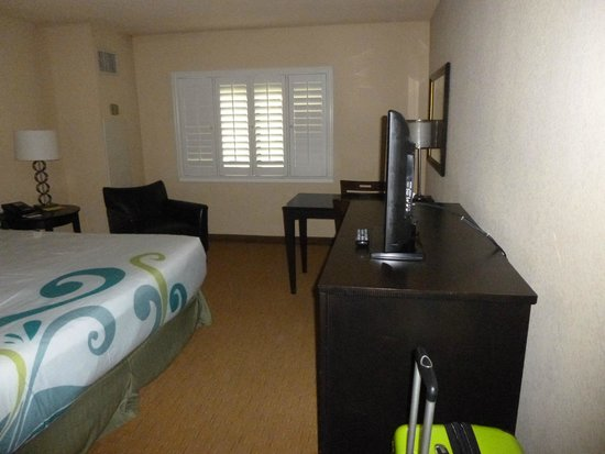 Tropicana Laughlin: chambre