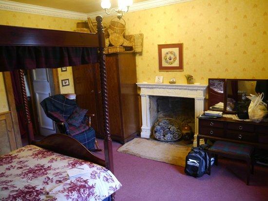 Claonairigh House: Double room