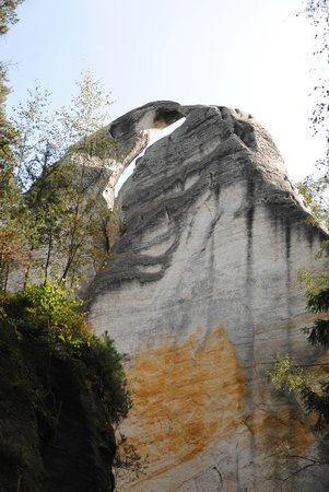 Adrspach-Teplice Rocks: Felsenstadt
