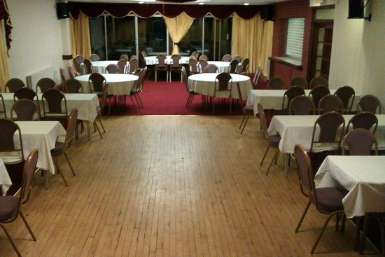 Fountain Court Hotel : Function Room