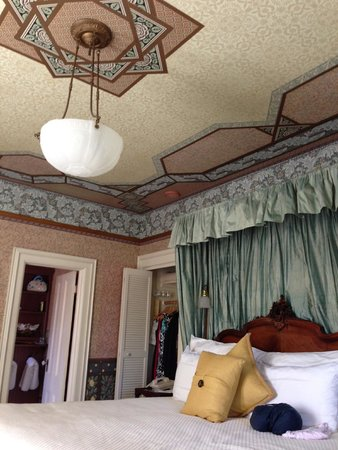 Simpson House Inn: Julia Simpson room