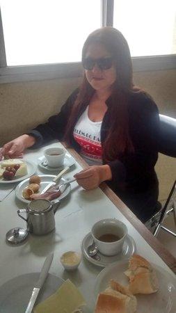 Banri Hotel: No café da manhã