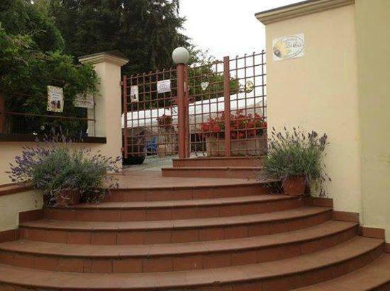 Castelnuovo Bormida, Italija: INGRESSO AL PARCO