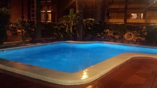 Hotel el Palmeral: pool