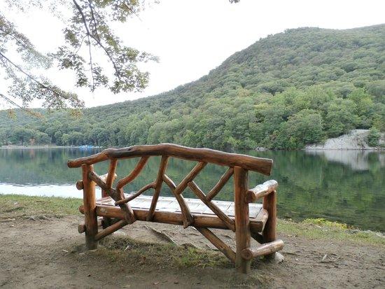 Bear Mountain Inn: Hessian Lake