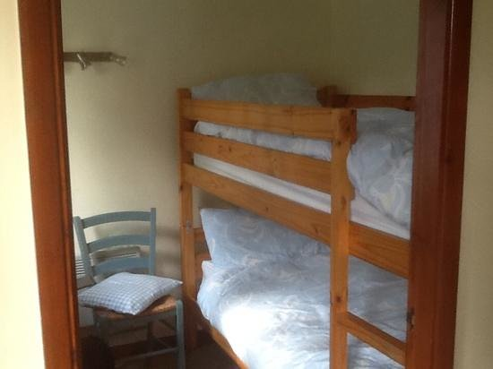 Old Hay Barn Apartments: second bedroom