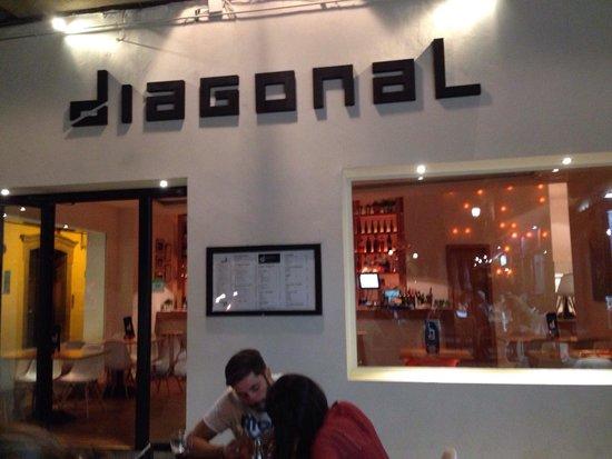 Restaurante Diagonal: Restaurante Digonal