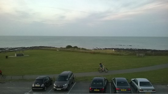The Botany Bay Hotel : View From Room