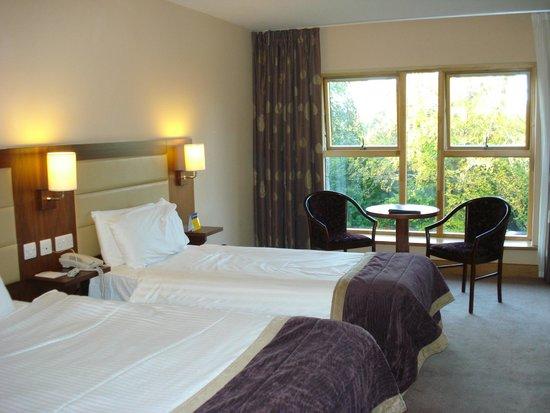 Westport Woods Hotel: Kamer