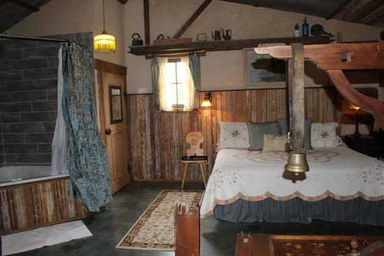 Barons CreekSide: Wasserfall cabin interior