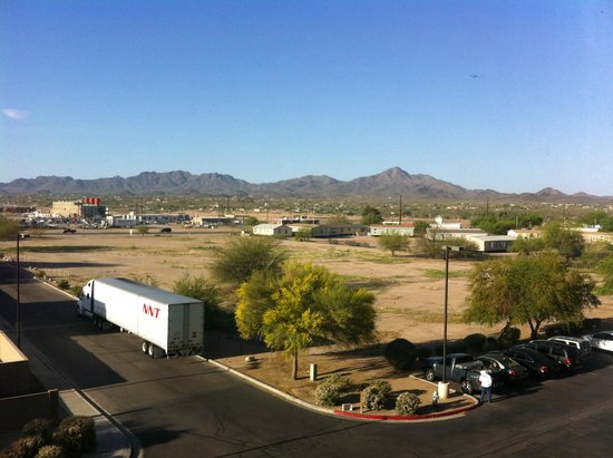 Red Roof Inn Tucson North - Marana : Morning View