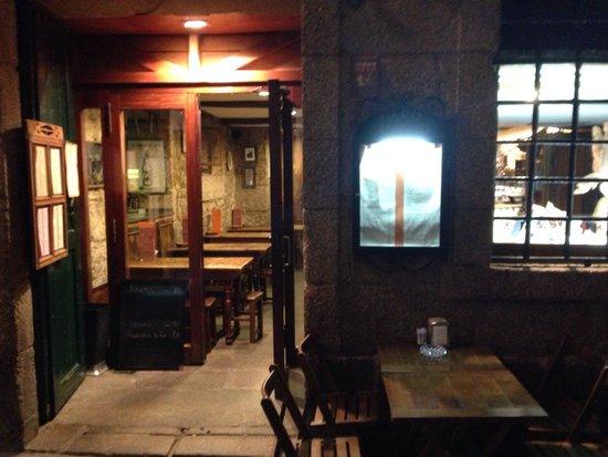Restaurante Maria Castana : Outside