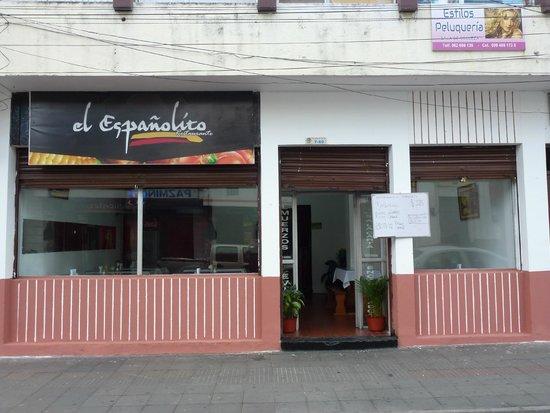 Restaurante El Espanolito : RESTAURANTE EL ESPAÑOLITO