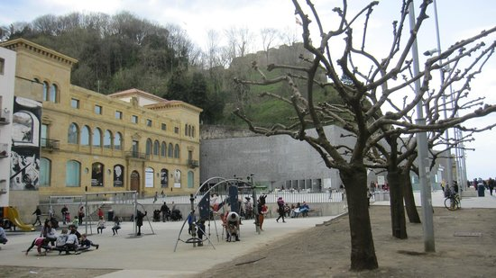 San Telmo Museoa: El museo y su entorno