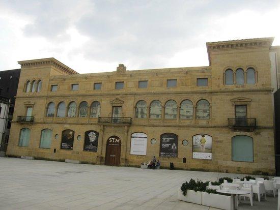 San Telmo Museoa: Fachada
