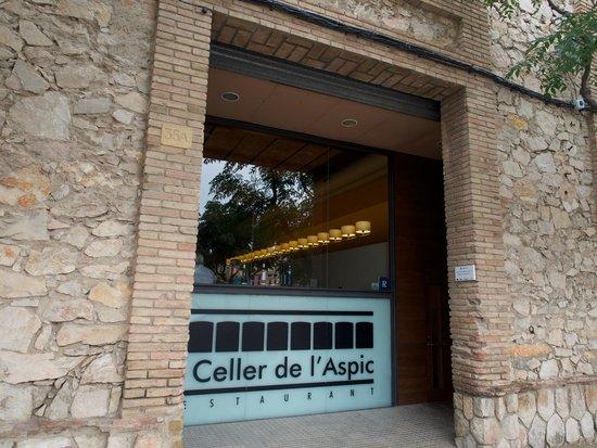 El Celler de l'Aspic entry