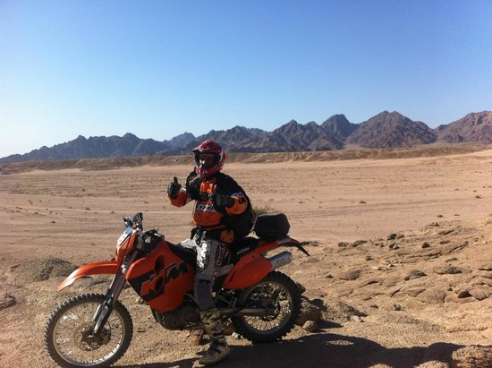 Ktm Egypt Calling Dakar Adventure Tours: Mohammed