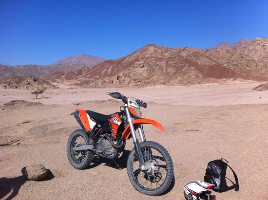 Ktm Egypt Calling Dakar Adventure Tours: KTM 450 EXC
