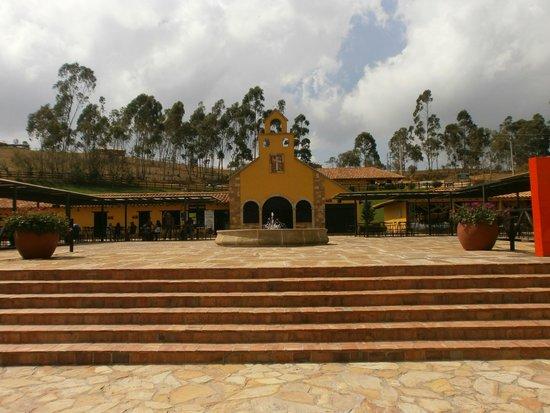 Panachi: Parque Nacional del Chicamocha.