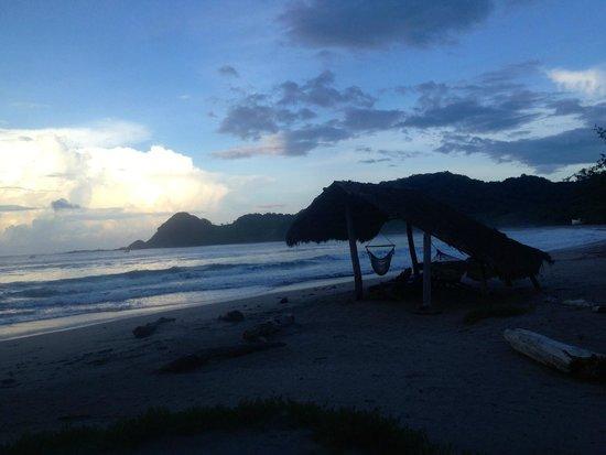 Morgan's Rock Hacienda and Ecolodge : Private Beach