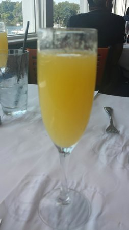 Yellowfin: Mimosas