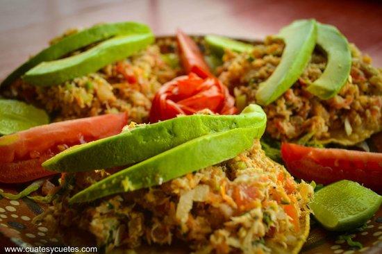 Cuates y Cuetes : Ceviche fresco