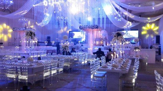 Four Seasons Hotel Cairo at Nile Plaza: Plaza ballroom.